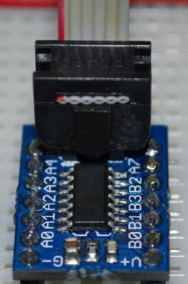conector y programador