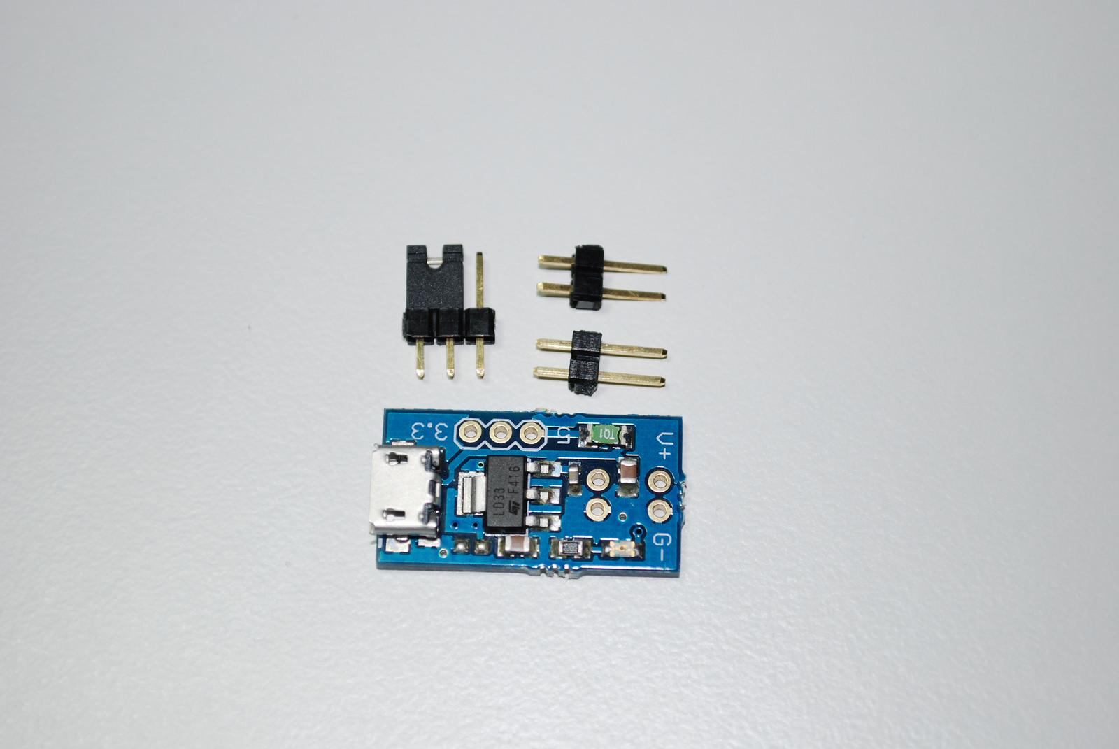 ecPower + conectores.