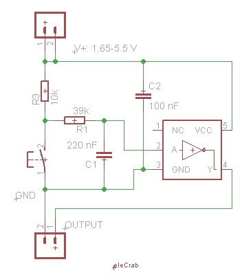 ecSwitch Schematic