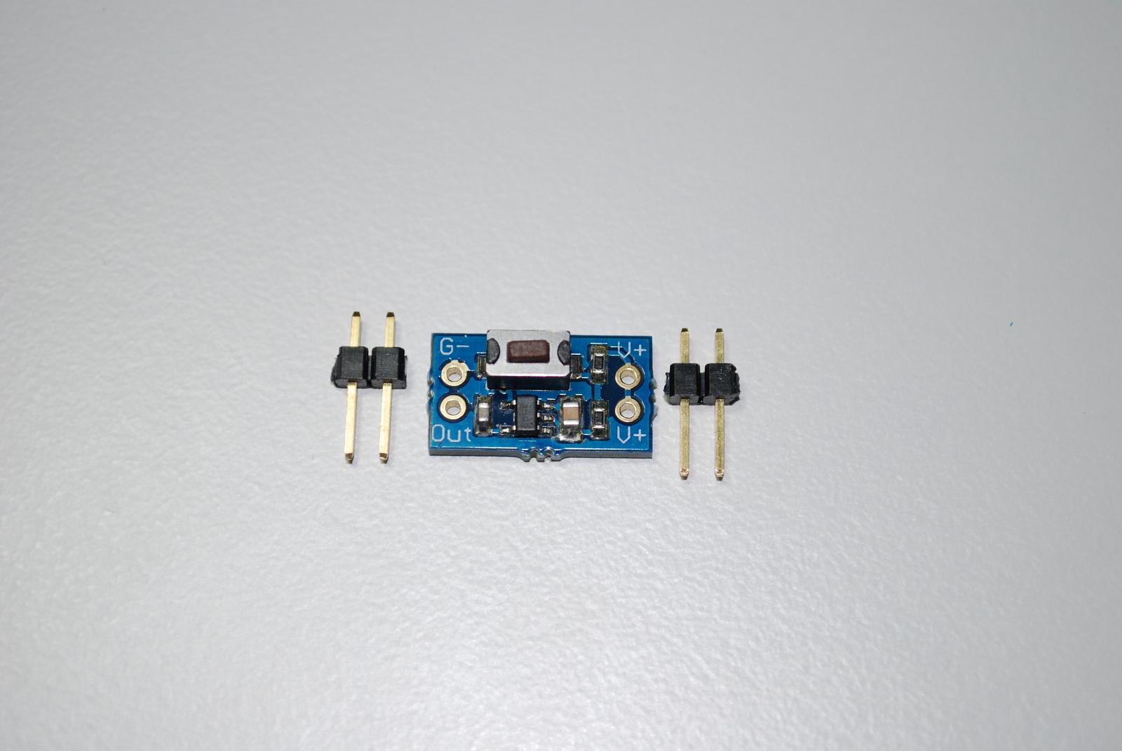 ecSwitch + connectors